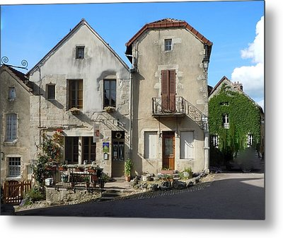 Rue Voltaire Metal Print by Marilyn Dunlap