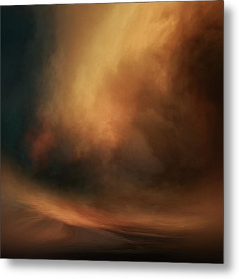 Rupture Metal Print by Lonnie Christopher