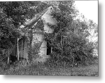 Rural Decay Metal Print by William Morris