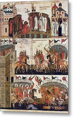 Russia: Novgorod Metal Print by Granger