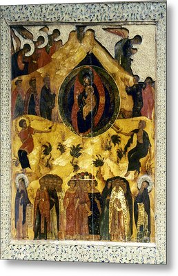 Russian Icon Metal Print by Granger