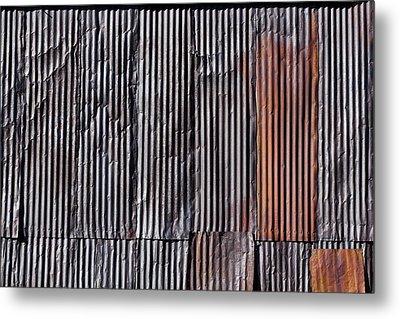 Rust Metal Print by Kelley King