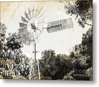 Rustic Weathervane Metal Print by Jorgo Photography - Wall Art Gallery