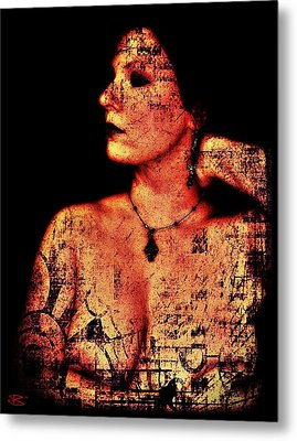 Ryli 2 Metal Print by Mark Baranowski