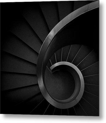S I X Metal Print by Fernando Correia Da Silva