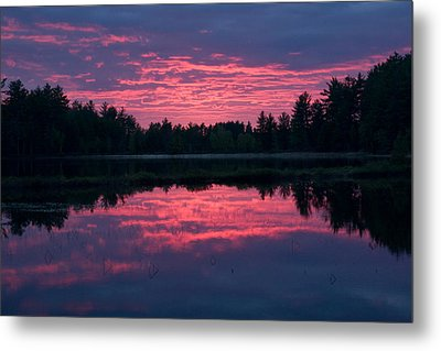 Sabao Sunset 01 Metal Print by Brent L Ander