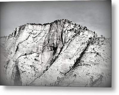 Sacred Mountain Metal Print
