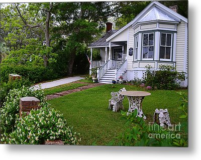 Safe Haven House Southport Metal Print