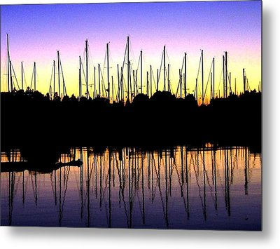 Safe Haven Metal Print by Will Borden