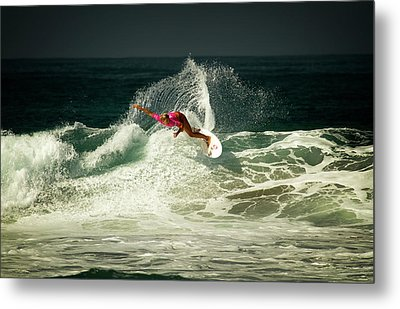 Sage Erickson Metal Print by Waterdancer