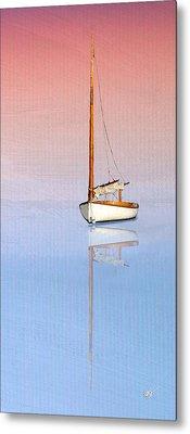 Sail To Serenity Metal Print