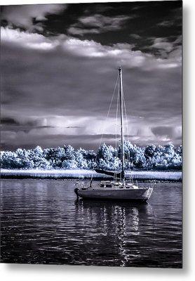 Sailboat 01 Metal Print