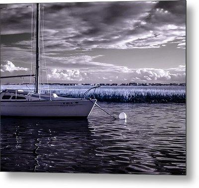 Sailboat 04 Metal Print