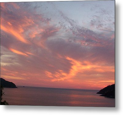 Sailors Delight Metal Print by James Johnstone