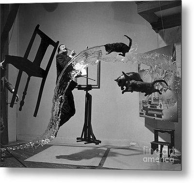 Salvador Dali 1904-1989 Metal Print by Granger