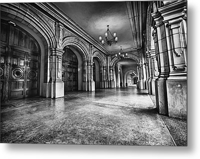 San Diego's Historic Balboa Park Metal Print by Larry Marshall