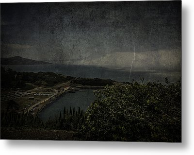 Metal Print featuring the photograph San Francisco Bay by Ryan Photography