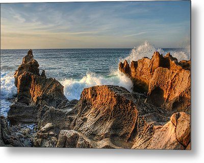 San Jose Del Cabo Early Morning Metal Print by Rich Beer