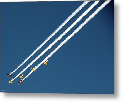 Metal Print featuring the photograph San Juan Aces by Kevin Munro