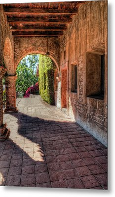 San Juan Archway Metal Print