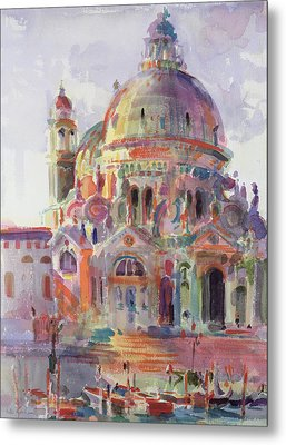 Sanctuary Metal Print by Peter Graham