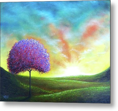 Sanctuary Metal Print by Rachel Bingaman