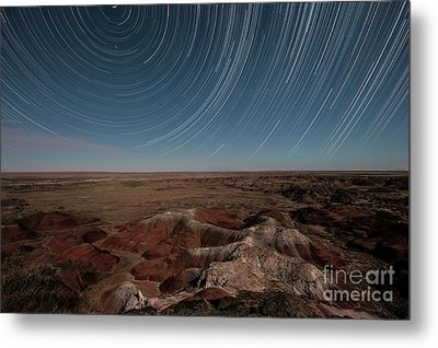 Sands Of Time Metal Print by Melany Sarafis