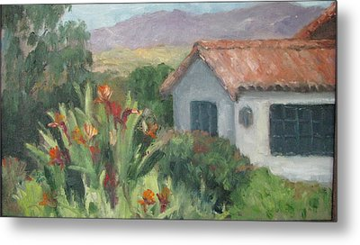 Santa Barbara Views Metal Print