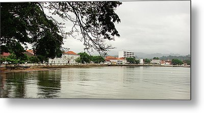 Sao Tome And Principe I Metal Print by Brett Winn