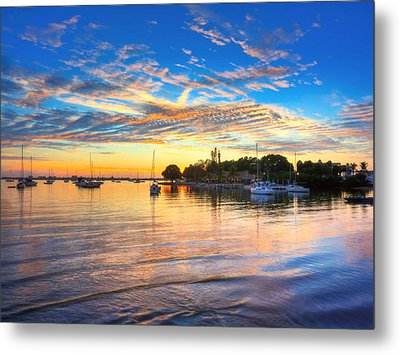 Sarasota Bay Metal Print by Jenny Ellen Photography