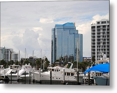 Sarasota Metal Print by Steven Scott
