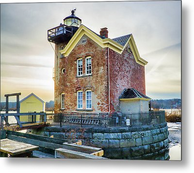 Saugerties Lighthouse Metal Print