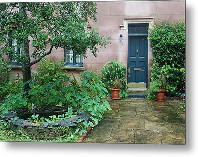Savannah Style Metal Print by Suzanne Gaff