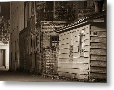 Scene From Yesteryear #1 Metal Print by Andrew Crispi