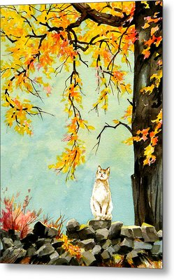 Scent Of Spring Metal Print by Art Scholz
