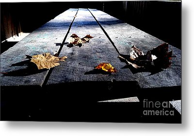 Schooled In Thought Metal Print