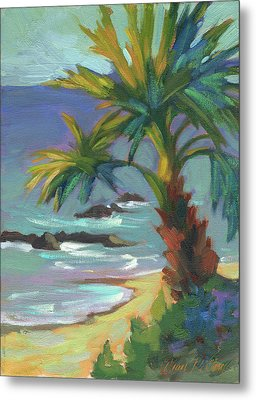 Sea Breeze Metal Print by Diane McClary