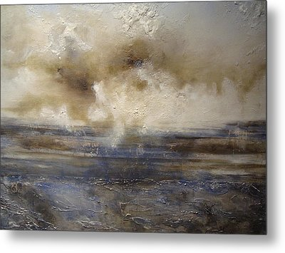 Sea Breeze Metal Print by Tamara Bettencourt