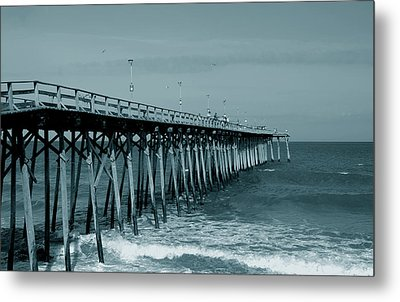 Metal Print featuring the photograph Sea Legs by Kathleen Stephens