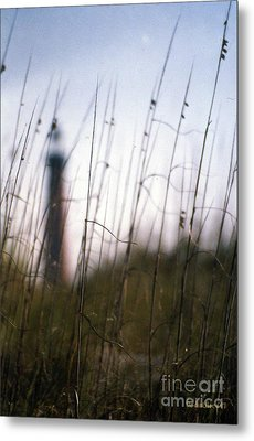 Metal Print featuring the photograph Sea Oats Dunes  by Dodie Ulery