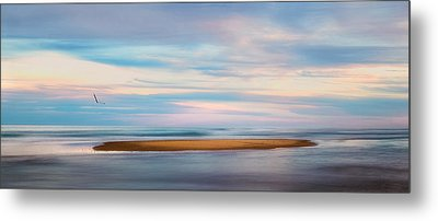 Sea Of Tranquility Metal Print by Bill Wakeley