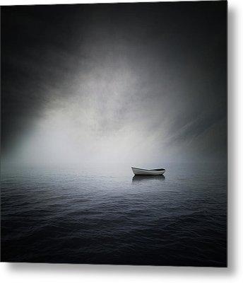 Sea Metal Print by Zoltan Toth