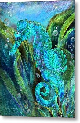Seahorse 2 - Spirit Of Contentment Metal Print