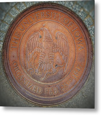 Metal Print featuring the photograph Seal Of Approval  by Jame Hayes