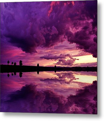 Secret World Metal Print