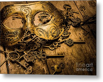 Secrets Of Rome Metal Print by Jorgo Photography - Wall Art Gallery