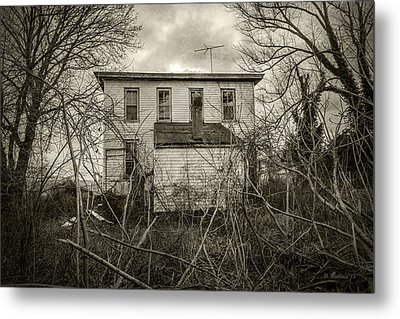 Seen Better Days Metal Print by Brian Wallace