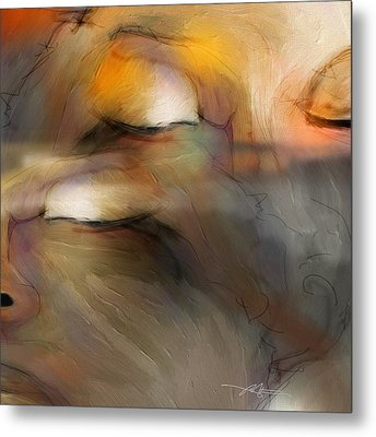 Senses Metal Print by Bob Salo
