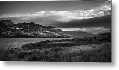 Metal Print featuring the photograph Serenity by Jason Moynihan