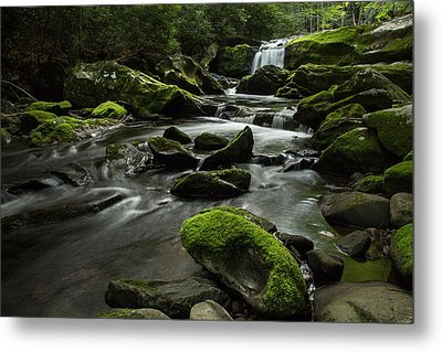 Metal Print featuring the photograph Serenity  by Julie Andel